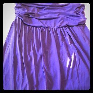 Avenue Royal Strapless Maxi Dress